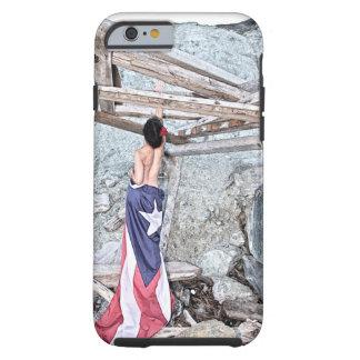 Esperanza - full image tough iPhone 6 case