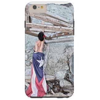 Esperanza - full image tough iPhone 6 plus case