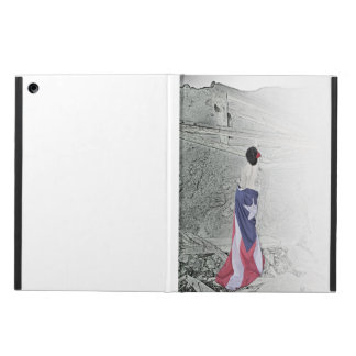 Esperanza - image with fade iPad air case