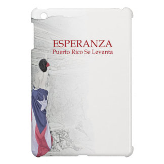Esperanza - image with text cover for the iPad mini