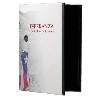 Esperanza - image with text powis iPad air 2 case