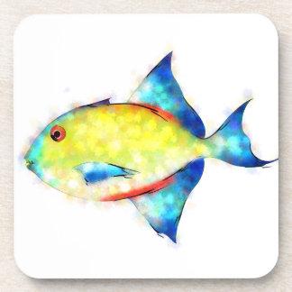 Esperimentoza - gorgeous fish coaster