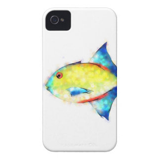 Esperimentoza - gorgeous fish iPhone 4 Case-Mate cases