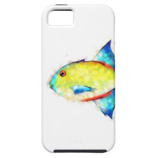 Esperimentoza - gorgeous fish iPhone 5 case