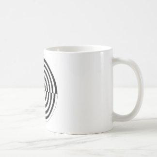 espiral_sinistrogira classic white coffee mug
