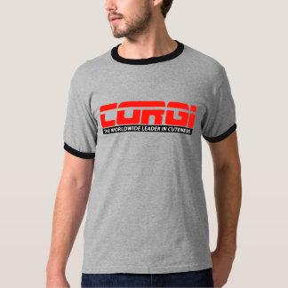 ESPN Corgi Mens Ringer T-shirt