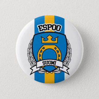Espoo 2 Inch Round Button