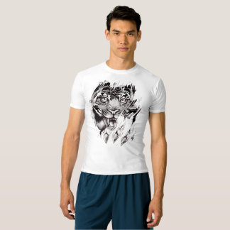 "Esportiva t-shirt ""Tiger """