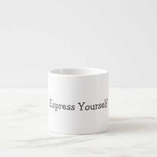 Espress Yourself Mug