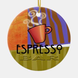 Espresso Bar Ornament