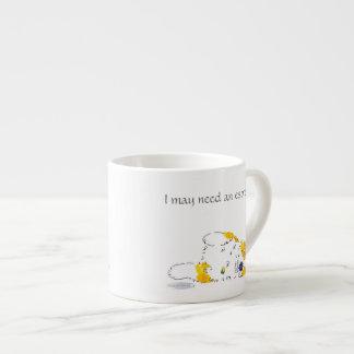Espresso Corgi Espresso Cup