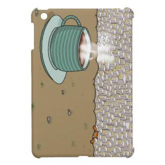Espresso Hill iPad Mini Case