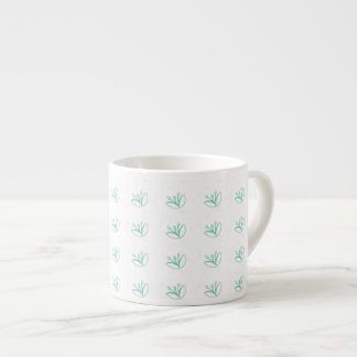 Espresso in the garden mug