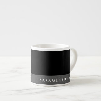 Espresso Mug - Black