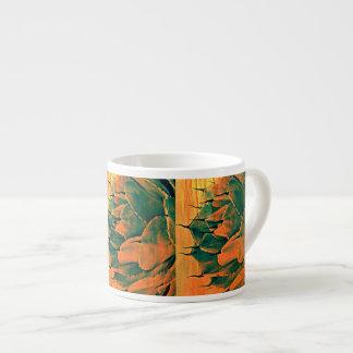 Espresso Mug in Sonoran Cactus Orange
