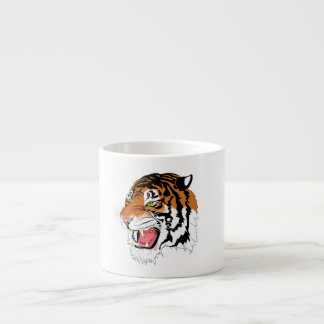 Espresso Mug - Tiger Collection