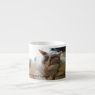 Espresso time espresso mug