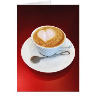 Espresso Your Love Card