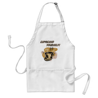 Espresso Yourself Standard Apron