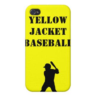 Esprit d'équipe de baseball étui iPhone 4/4S