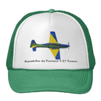 Esquadrilha da Fumaca (Smoke Squadron) T-27 Tucano Trucker Hat