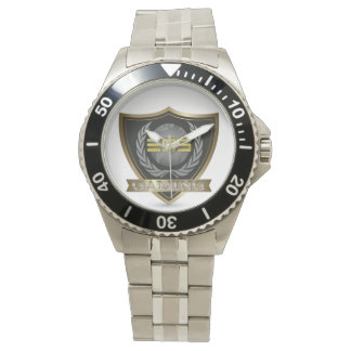 ESS Gaming Stainless Steel Watch