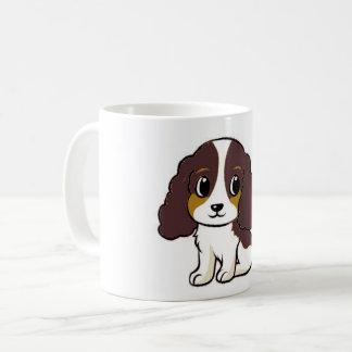 ess liver white tan cartoon coffee mug