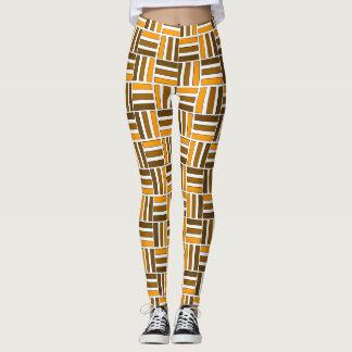 Essence of Africa Pattern Leggings