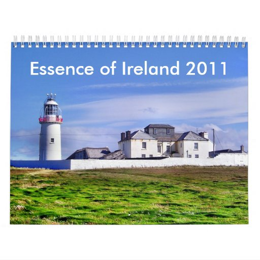 Essence of Ireland 2011 Calendar