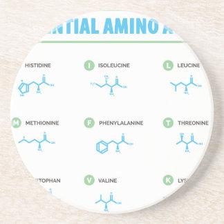 Essential Amino Acids Coaster