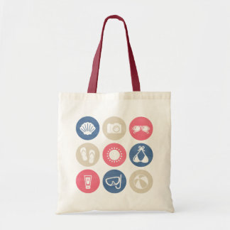 Essential Beach Bag In Three Colors