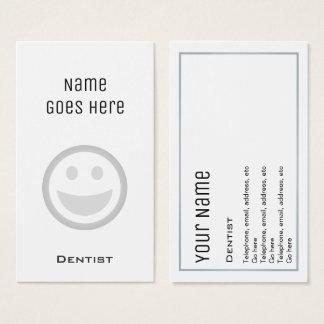 """Essential"" Dentist Business Cards"