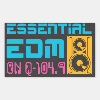 Essential EDM Sticker