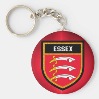 Essex Flag Keychain