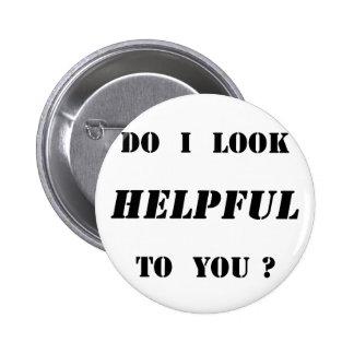 Est-ce que je vous semble utile ? badge