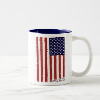 """Established 1776"" Coffee Cup"