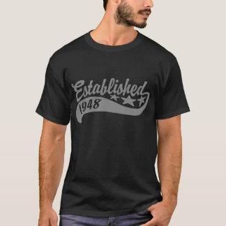 Established 1948 T-Shirt