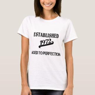 Established 1972 T-Shirt