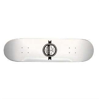 Established In 11201 Brooklyn Custom Skate Board