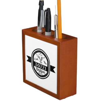 Established In 30721 Dalton Desk Organizer