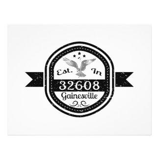 Established In 32608 Gainesville Flyer