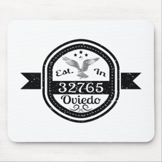 Established In 32765 Oviedo Mouse Pad