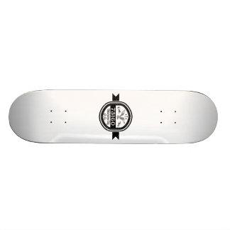 Established In 73160 Oklahoma City Skate Board Deck