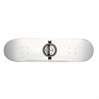 Established In 96816 Honolulu Skateboard Deck