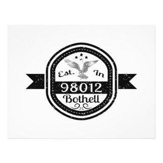 Established In 98012 Bothell Flyer