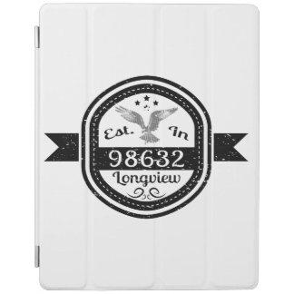Established In 98632 Longview iPad Cover