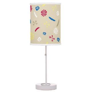 Estampadinho Abajur Table Lamp