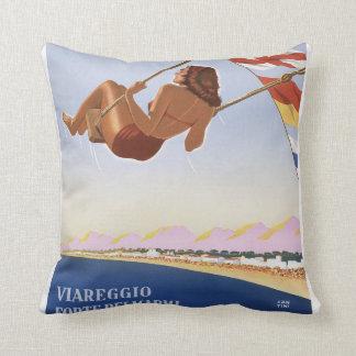 Estate Italiana Throw Pillow