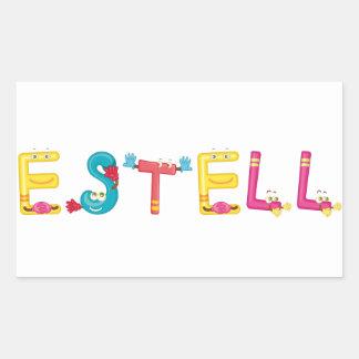 Estell Sticker