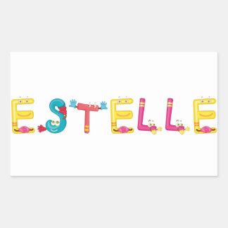 Estelle Sticker